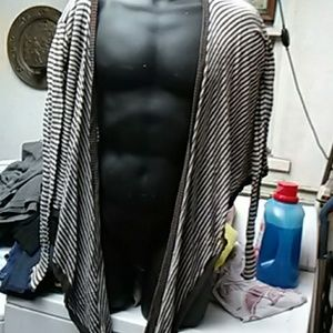 Volcom sweater wrap